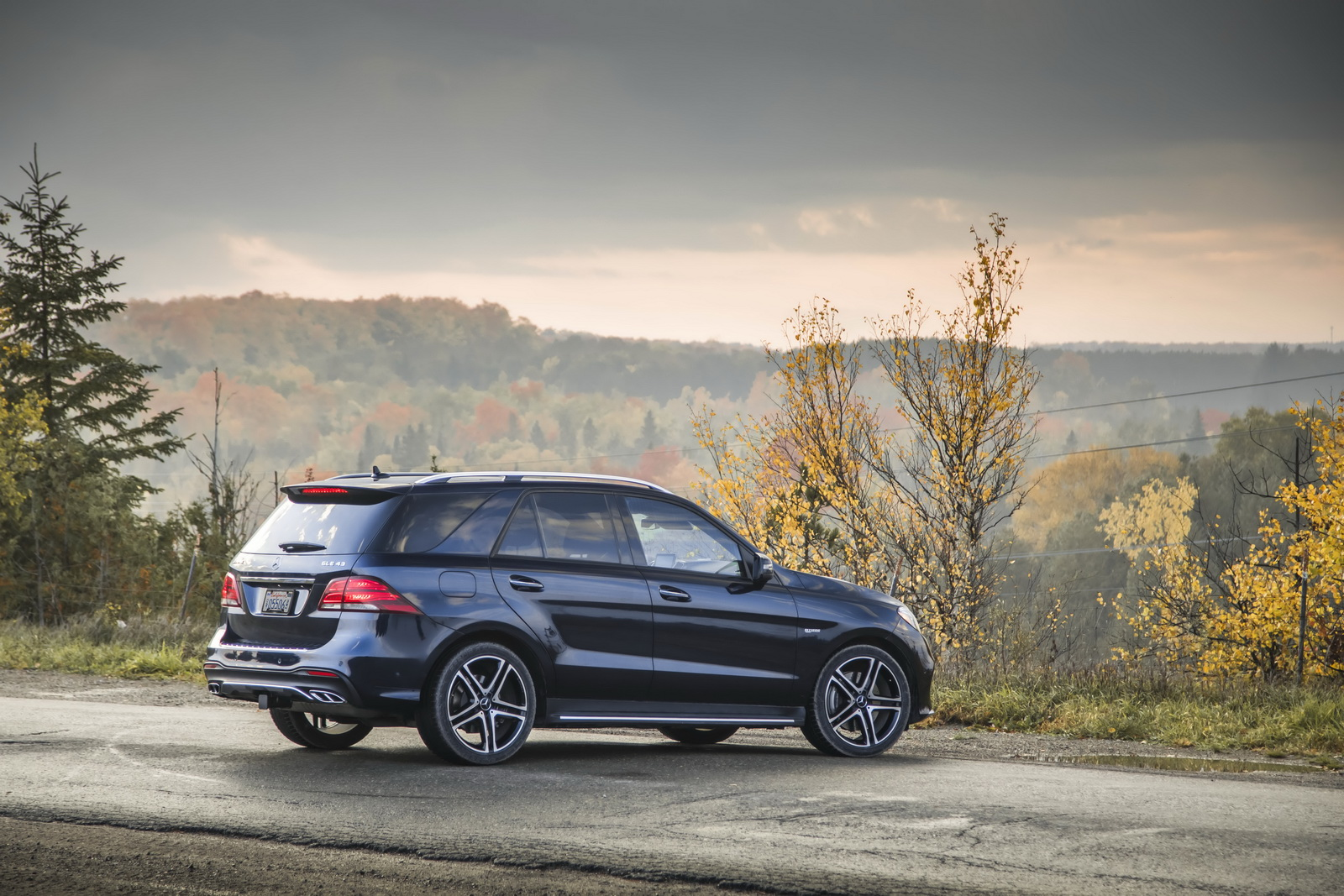 Mercedes-AMG GLE 43 replaces GLE 400 in the US next year - MercedesBlog