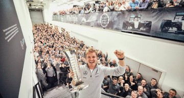 """I just could not take the pressure!"" Nico Rosberg retires after first and last World Title"