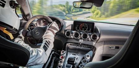 Mercedes-AMG GT R Nurburgring