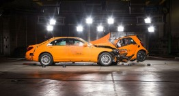Mercedes has opened the world's most modern Crashtest center