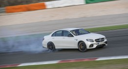 All-new 2018 Mercedes-AMG E 63 prices announced