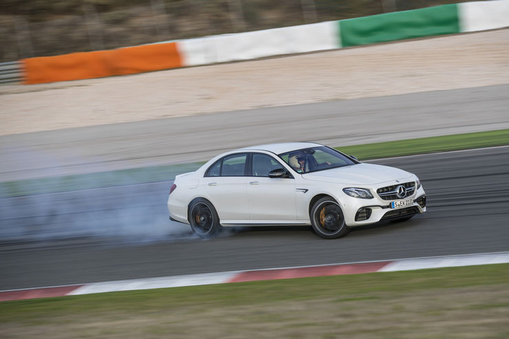 FIRST TEST: The all-new 2017 Mercedes-AMG E 63 S 4Matic+