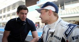 Valtteri Bottas is the new Mercedes-AMG PETRONAS driver