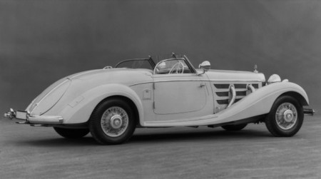 Mark Twain Mercedes-Benz 540 K Streamliner (5)