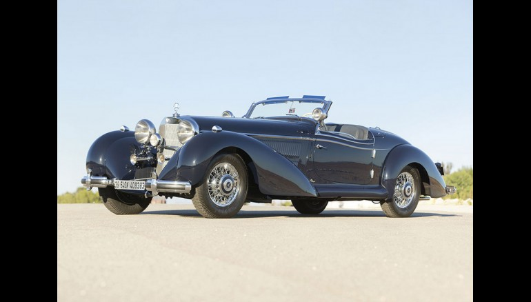 Mercedes-Benz 540 K Special Roadster (2)