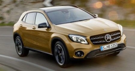 Mercedes-Benz GLA facelift (2)