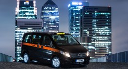 Mercedes-Benz Vito Taxi is a market leader in London