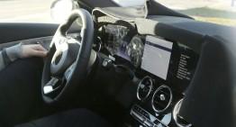 Mercedes C-Class facelift gets S-Class cockpit – FIRST PICS