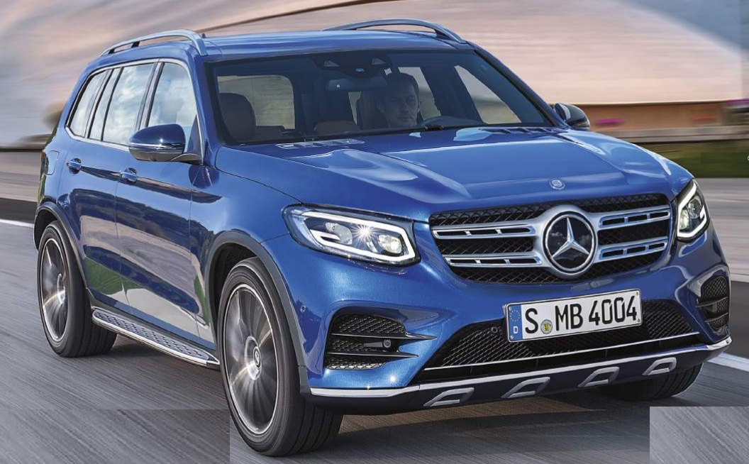 Mercedes Glb Release Date >> Mercedes new models masterplan until 2020 fully detailed by auto motor und sport magazine ...