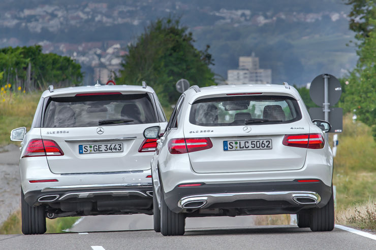 Mercedes Versus Mercedes Glc Or Gle Which Is The Best
