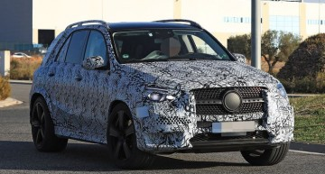 2019 Mercedes GLE: New high-tech SUV secrets revealed