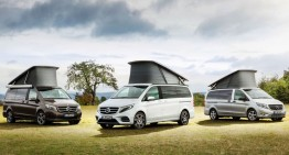Marco Polo Horizon: V-Class leisure vehicle for adventurers