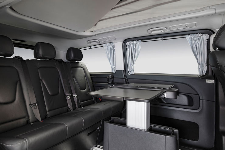 marco polo horizon v class leisure vehicle for adventurers mercedesblog. Black Bedroom Furniture Sets. Home Design Ideas