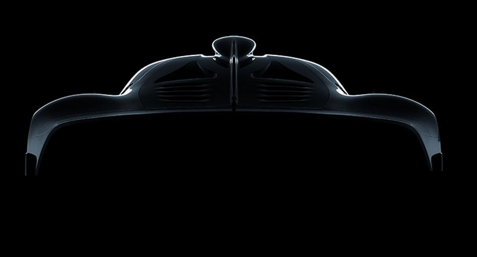 Mercedes-AMG Project One is the name of the anniversary hypercar (update)