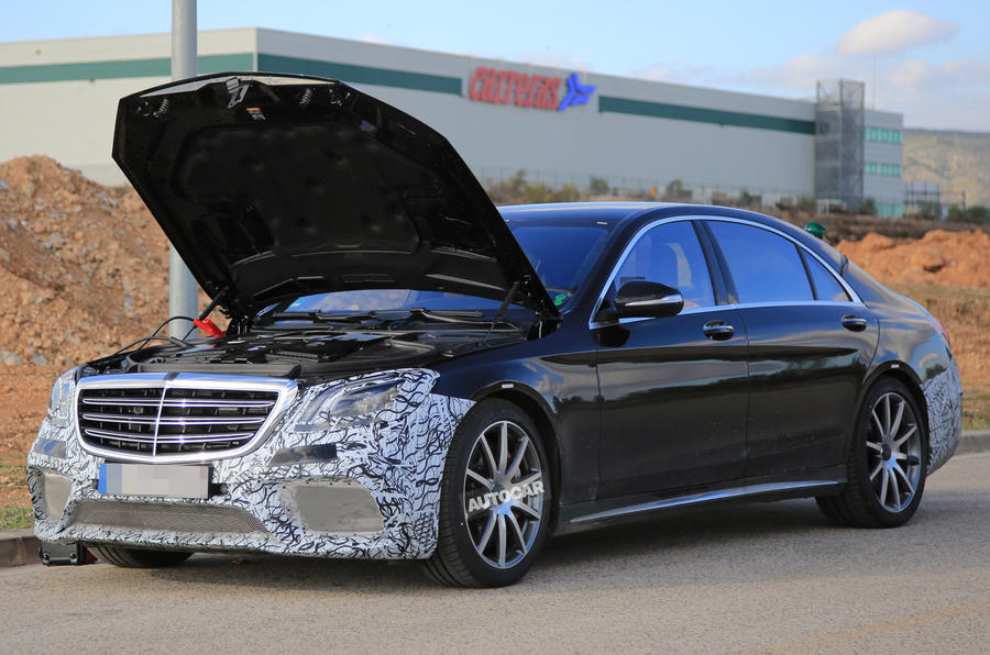 Mercedes S-Class facelift gets most advanced autonomous tech