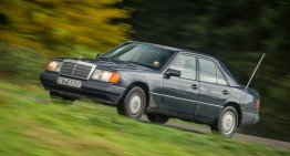 Mercedes E-Class hits 1 Million km. FIND OUT THE RUNNING COSTS