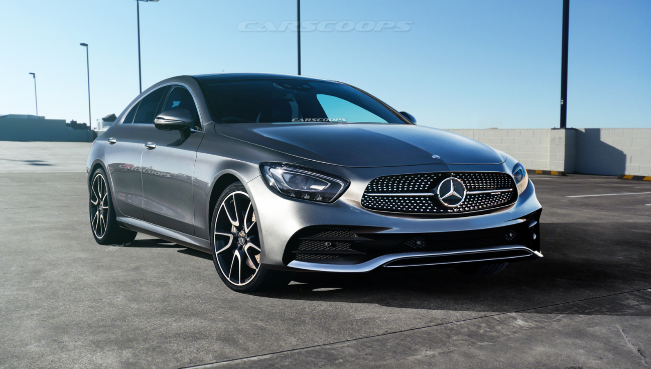 All New 2018 Mercedes Cls Realistically Rendered