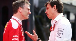 Former Ferrari engineer James Allison joins Mercedes as Technical Director