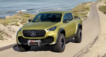 Look what landed in Australia! Mercedes-Benz X-Class might also go to the U.S.
