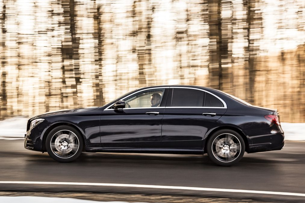 2018 Mercedes E400 Sedan Best New Cars For 2018