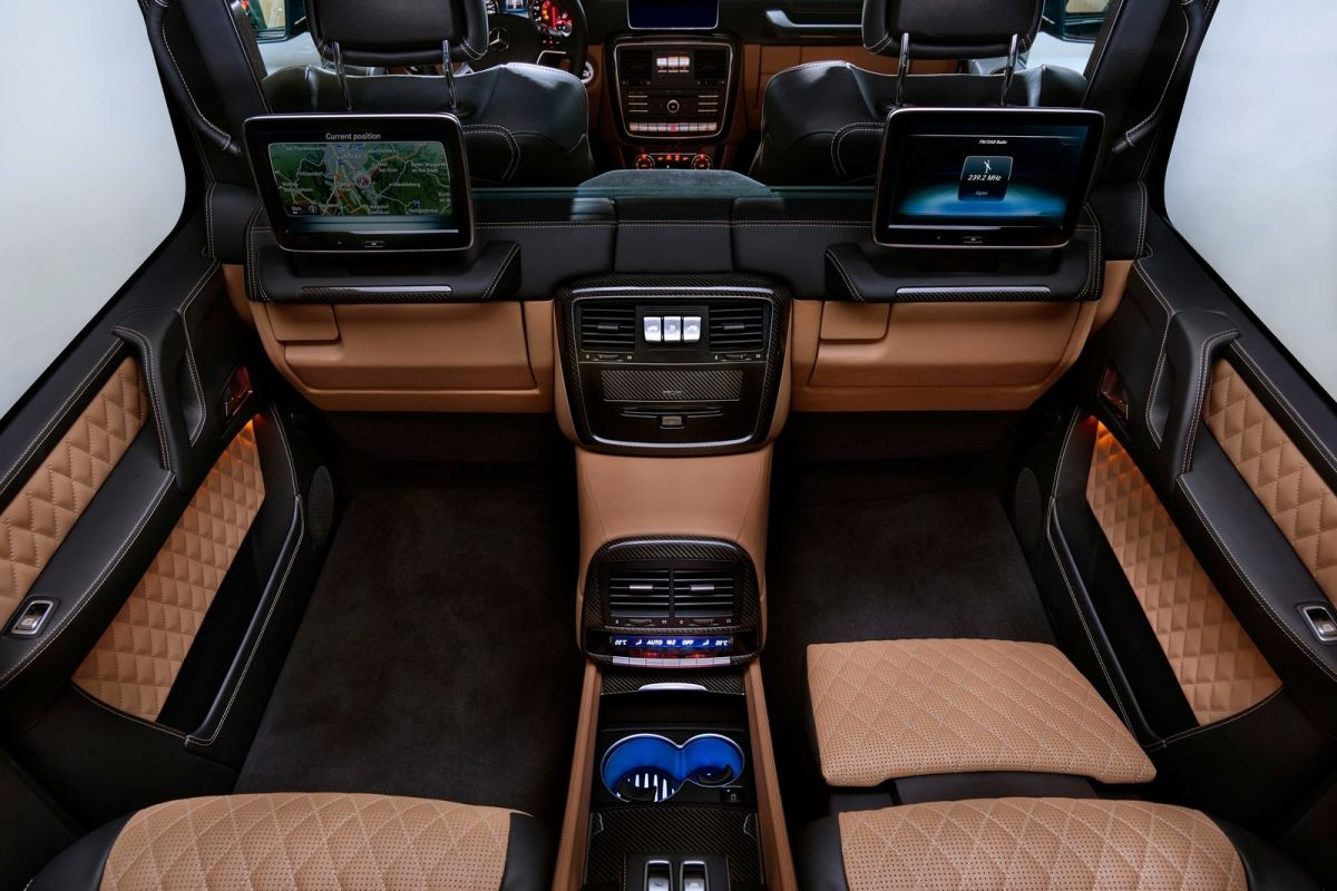 sold out - all mercedes-maybach g 650 landaulet models found owners