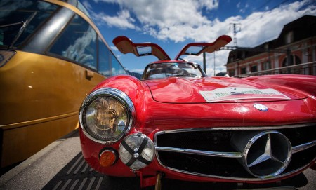Mercedes-Benz 300 SL Gullwing (1)Mercedes-Benz 300 SL Gullwing (1)