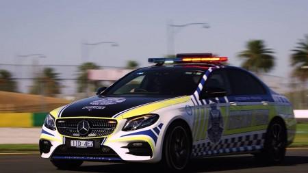 Mercedes-AMG E43 3