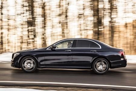 Mercedes-Benz E-Class 19
