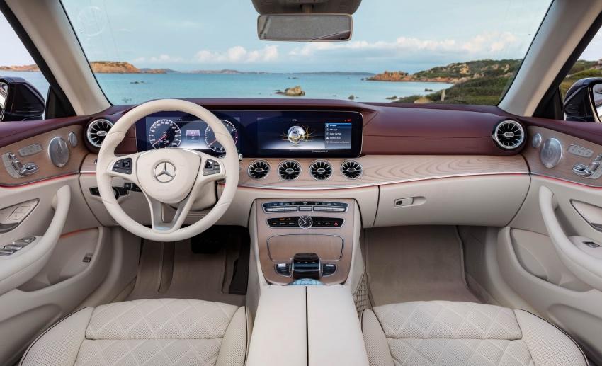 Mercedes-Benz E-Class Cabriolet (12)