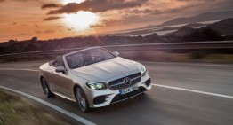 Drop-top E-Class – First trailer of the Geneva Motor Show VIP