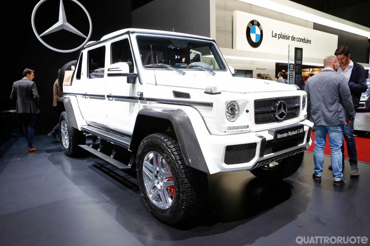 Mercedes-Maybach G650 Landauet (14)