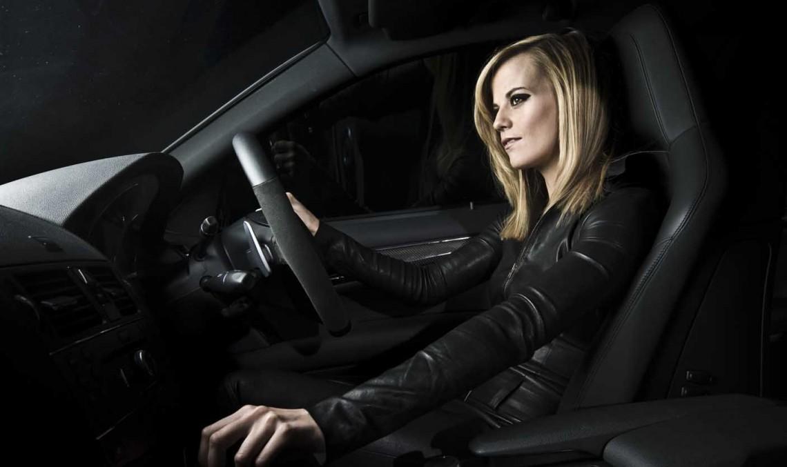 Mercedes-Benz brand ambassador, Susie Wolff, gets her driving license suspended