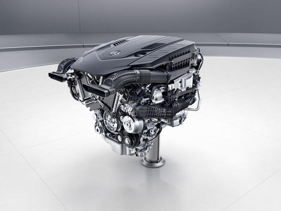Mercedes S-Class facelift 2017 M176