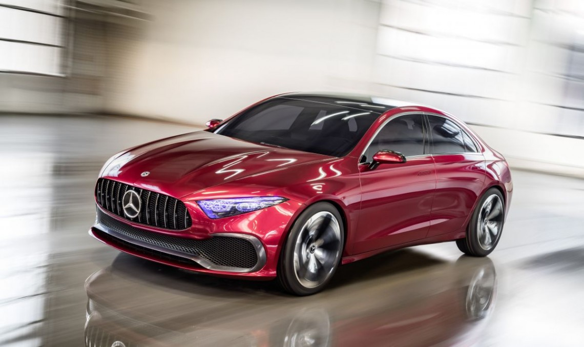 First time in 20 years, Mercedes-Benz A-Class is coming to the U.S.