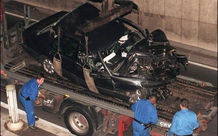 Princess Diana Car Crash Planned