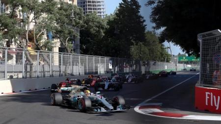 Lewis Hamilton Baku2