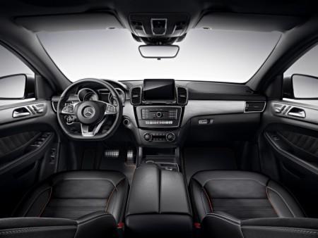 Mercedes-Benz GLE Coupe OrangeArt Edition (8)