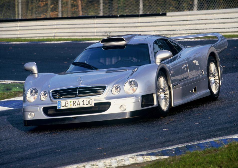 Mercedes CLK GTR AMG