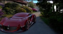 Mercedes-Maybach ECHO Concept – A Maybach for 2030