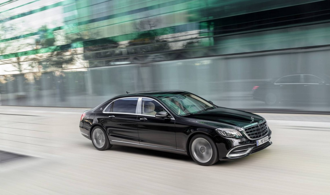 The New Mercedes Maybach S 560 4matic Autos Post