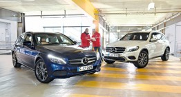 Mercedes C 350 e vs. GLC 350 e: Wagon or SUV hybrid?