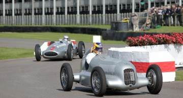 Mercedes-Benz at Goodwood Festival of Speed 2017