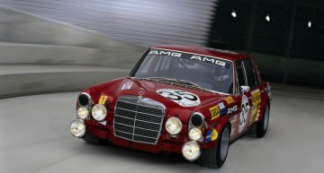 50 Years of AMG: Fascination of AMG at the Mercedes-Benz Museum