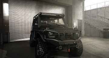 Bet out of Hell – Meet the Mercedes G-Class ready for horror movies