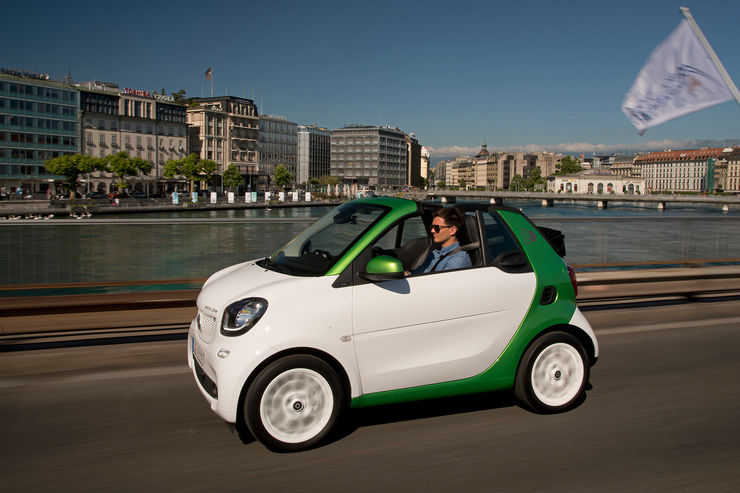 Test drive: 10 things you didn't know about the smart Electric Drive