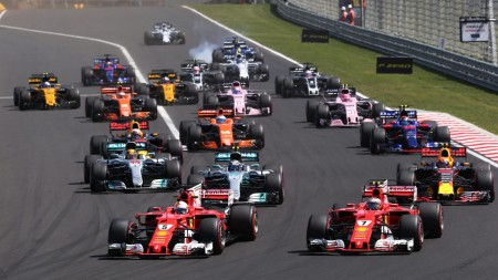 Hungarian Grand Prix (2)