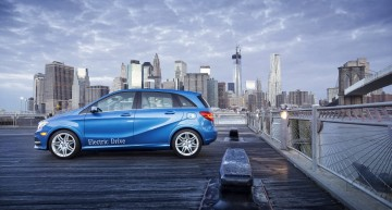 Mercedes kills B-Class Electric Drive