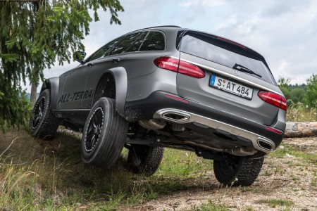 Mercedes-Benz E-Class All-Terrain 4x4² (3)