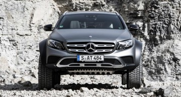 Will the insane E-Class All-Terrain 4×4² be produced? There is a chance!