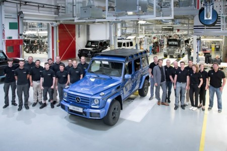 Mercedes-Benz G-Class Graz (1)